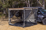 ARB 2500 DELUXE AWNING ROOM WITH FLOOR MESH VIEW