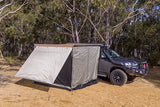 ARB 2500 DELUXE AWNING ROOM WITH FLOOR OPEN VIEW