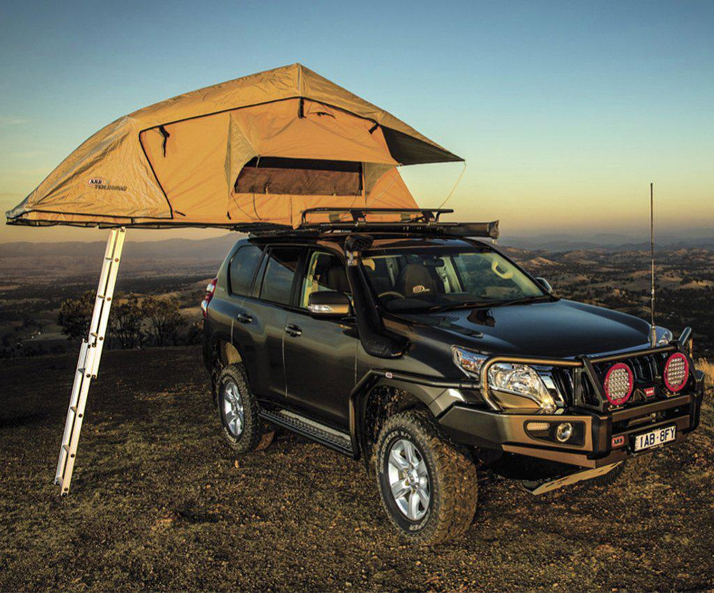 Arb Series Iii Simpson Roof Top Tent W Annex 803804 Free Shipping Off Road Tents
