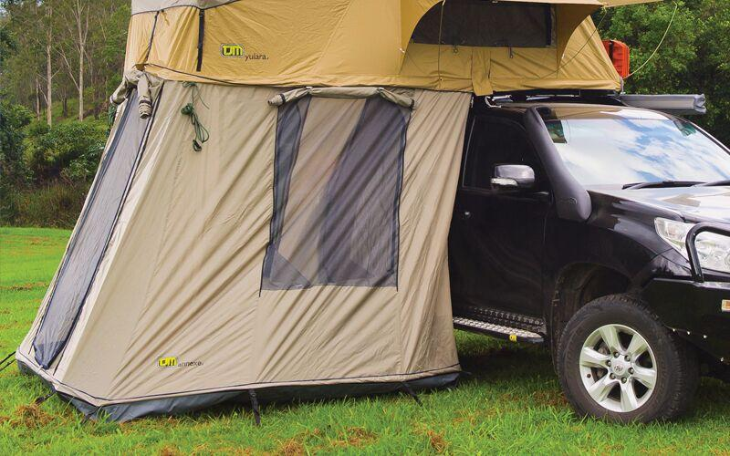 TJM Annex For Roof Top Tent - For Sale Online - Free Shipping u2013 Off Road Tents & TJM Annex For Roof Top Tent - For Sale Online - Free Shipping ...