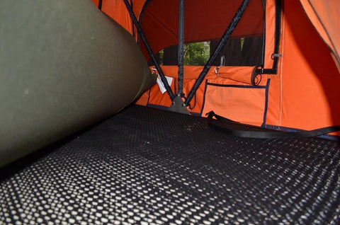 Tepui Tents Anti Condensation Mat Installed View