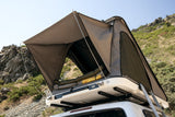 open view of Dart - 2 Person Hardshell Roof Top Tent - by Eezi-Awn