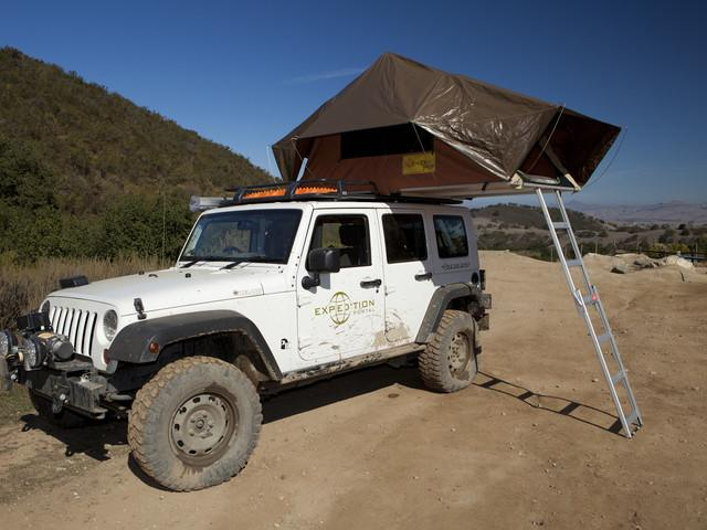 Jazz Roof Top Tent - 2 Person Capacity - by Eezi-Awn & Eezi-Awn Jazz Roof Top Tent - 2 Person Capacity - FREE Shipping ...
