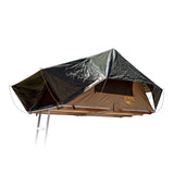Eezi Awn Jazz Roof Top Tent Open View Green