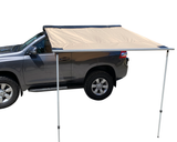 Guana Awning Open Front Side View