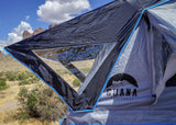 Guana Equipment Nosara Roof Top Tent Setup Detail View