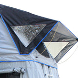 "Guana Equipment Nosara 55"" Roof Top Tent With Annex GE0003 Entrance Side Window View"