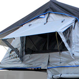 "Guana Equipment Nosara 55"" Roof Top Tent With Annex GE0003 360 Side Window"