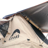 Guana Equipment Wanaka Roof Top Tent With XL Annex GE0001 Rainfly View