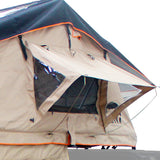 "Guana Equipment Wanaka 64"" Roof Top Tent With XL Annex  -  Window Rainfly Window"
