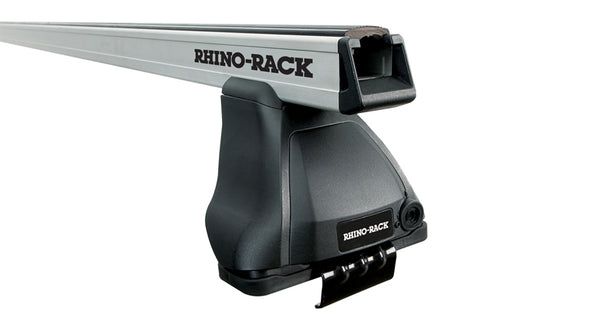 Rhino-Rack Heavy Duty 2500 Black or Silver 2 Bar Roof Rack For Dodge Journey