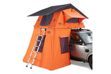 Tepui Kukenam Ruggedized 4 Person (XL) Roof Top Tent Expedition Orange With Annex
