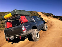 LEITNER DESIGN - ACTIVE CARGO SYSTEM - TOYOTA TACOMA LONG BED 2005-2015 Cargo Example