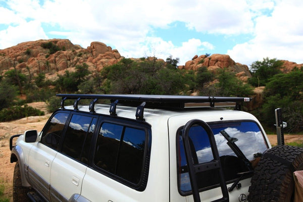 Eezi-Awn K9 Roof Rack Kit For Toyota Land Cruiser 80 Series (Lexus LX450)