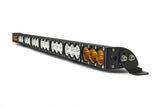 "Cali Raised LED 43"" Amber/White Dual Function LED Light"