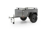 Overland Trailer Gray Side
