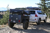 Overlander Trailer -  Lightweight Off Road Trailer - by Go FSR