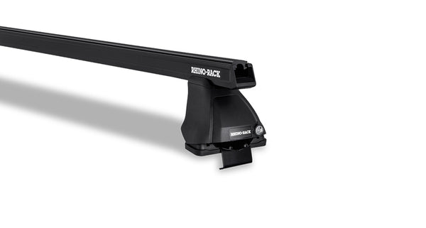 Rhino-Rack Heavy Duty 2500 1 Bar Roof Rack (Front) Black