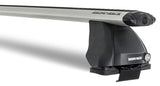 Rhino-Rack Vortex 2500 1 Bar Roof Rack (Front) Silver