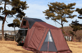 annex of Skycamp Roof Top Tent - 3-4 Person Capacity - by iKamper