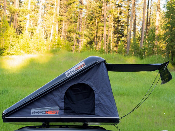 Sparrow Eye HardShell Roof Top Tent By Roof Nest