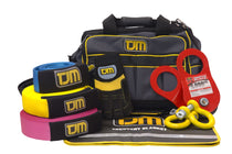 Large Recovery Kit - Includes Bow Shackles, Snatch Strap & More - by TJM