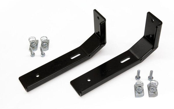 TJM Pair Of Heavy Duty Mount Brackets For Awning