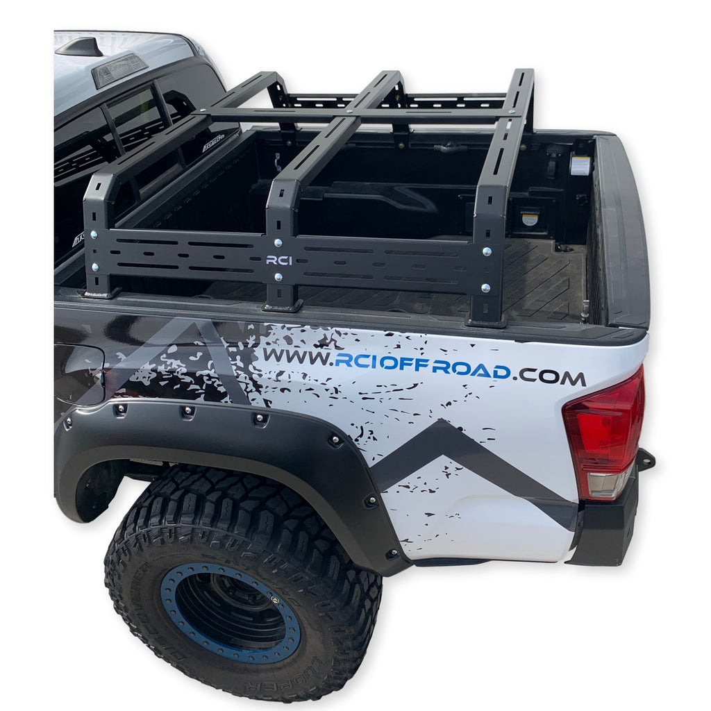 rci 12 bed rack for toyota tacoma 2005 current