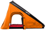 Roost Explorer Hardshell Roof Top Tent Black Shell Orange Fabric