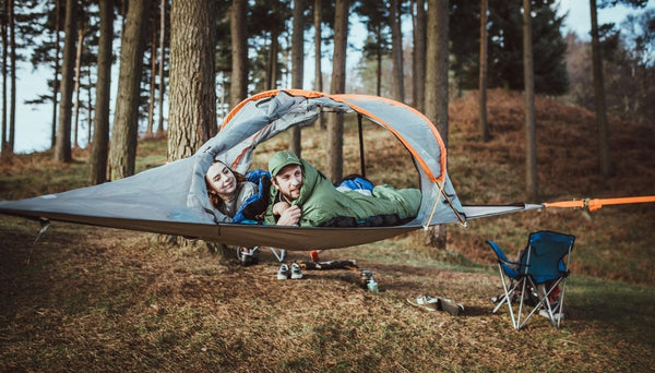 Tentsile Safari Connect 2 Person Tree Tent In Forest View