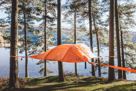 Stingray 3 Person Tree Tent - 15 Minute Setup - by Tentsile