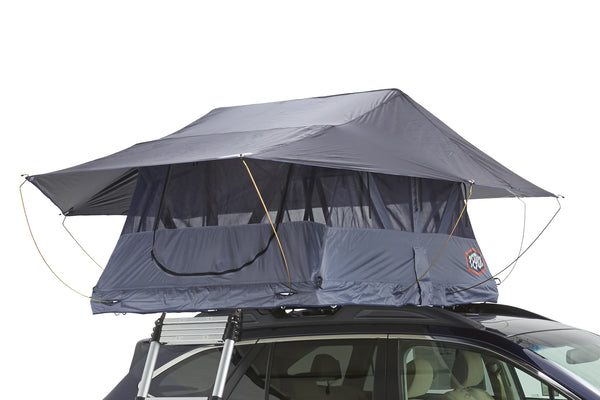 Tepui Roof Top Tent Baja Series Ayer Mesh Gray Side View
