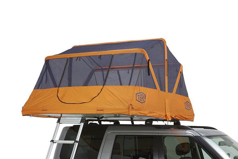 Tepui Baja Series Mesh CANOPY Orange Side View