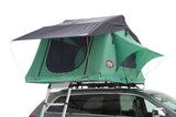 Tepui Roof Top Tent Baja Series Kukenam Ultralite Green Side View