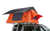 Tepui Kukenam Ruggedized 4 Person (XL) Roof Top Tent Orange Side View