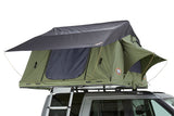 Tepui Kukenam Ruggedized 4 Person (XL) Roof Top Tent Olive Green Side View