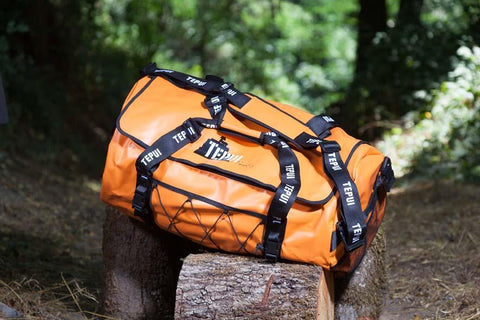 Tepui Tents Expedition Series Duffle Bag Orange