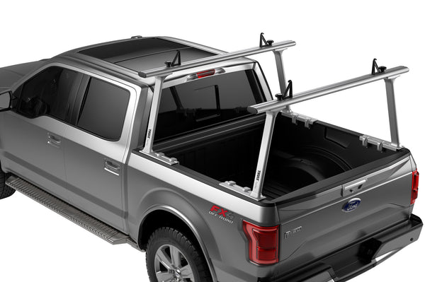 Thule TracRac TracOne Pickup Truck Bed Rack System Silver