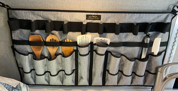 Cooking Utensil Organizer