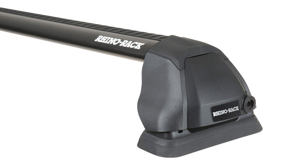Rhino-Rack Vortex 2500 RS FMP Black or Silver 2 Bar Roof Rack
