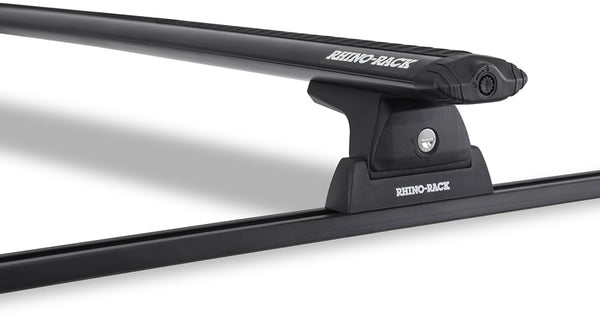 Rhino-Rack Vortex RLT600 Trackmount 2 Bar Roof Rack JA8723 & JA8715