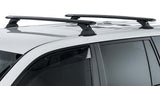Vortex RCH Black 2 Bar Roof Rack Honda CRV 07 11