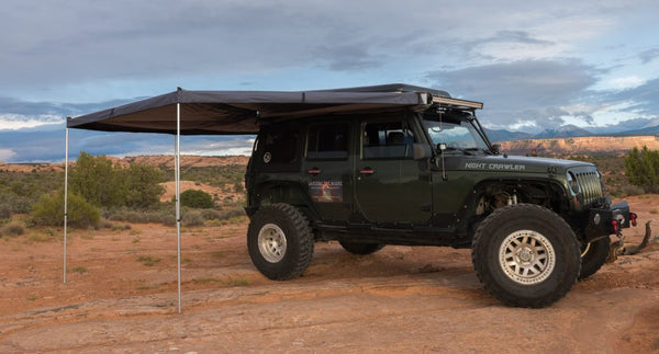 Wingspan Awning 270 Degree Shade Roofnest Off Road Tents