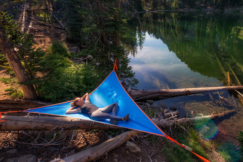 T-Mini Double Hammock - Lightweight - Fits 2 People - by Tentsile