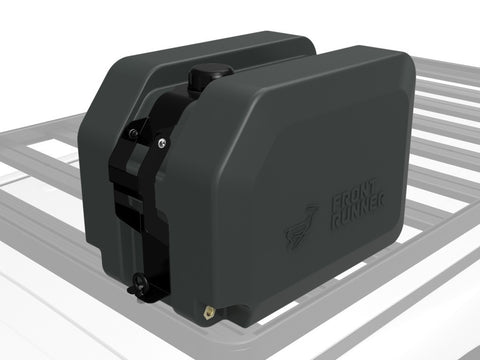 Water Tank (45L) With Mounting System - For Slimline II Roof Rack - by Front Runner Outfitters