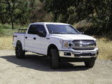 Slimline II Load Bed Rack Kit For Ford F150 (2004-2014) Roll Top 6.5' - by Front Runner Outfitters