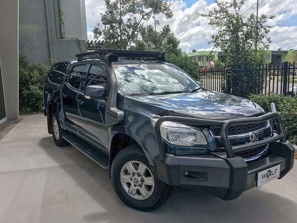 Front Runner Slimline II Roof Rack For Holden COLORADO or GMC CANYON 2012-Current