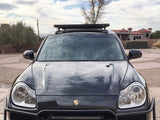 Slimline II Roof Rack Kit For Porsche Cayenne (2002-2007) - by Front Runner Outfitters
