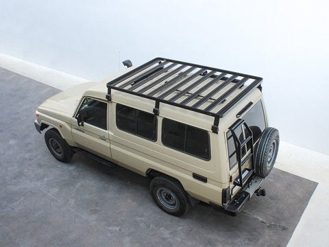 Slimline II 3/4 Roof Rack Kit For Toyota LAND CRUISER 70 - by Front Runner Outfitters
