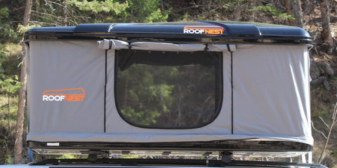 NEW Eagle Hardshell Roof Top Tent - Sleeps 3 People - by Roofnest